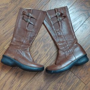 Keen Bern Baby Bern Leather Calf Boots